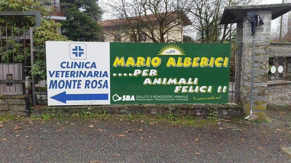 Clinica Veterinaria Monte Rosa